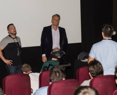 An Evening with Dolph Lundgren