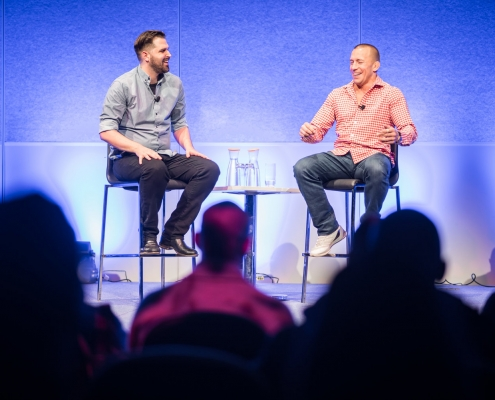 An Evening with Georges St-Pierre