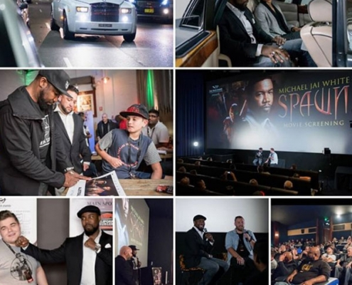 An Evening with Michael Jai White